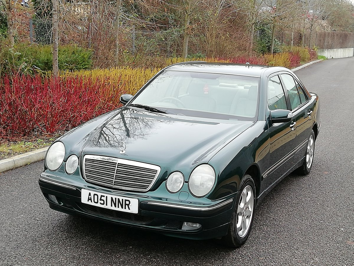 2002 Mercedes  E Class Beautiful. Low miles. Long mot For Sale (picture 1 of 6)