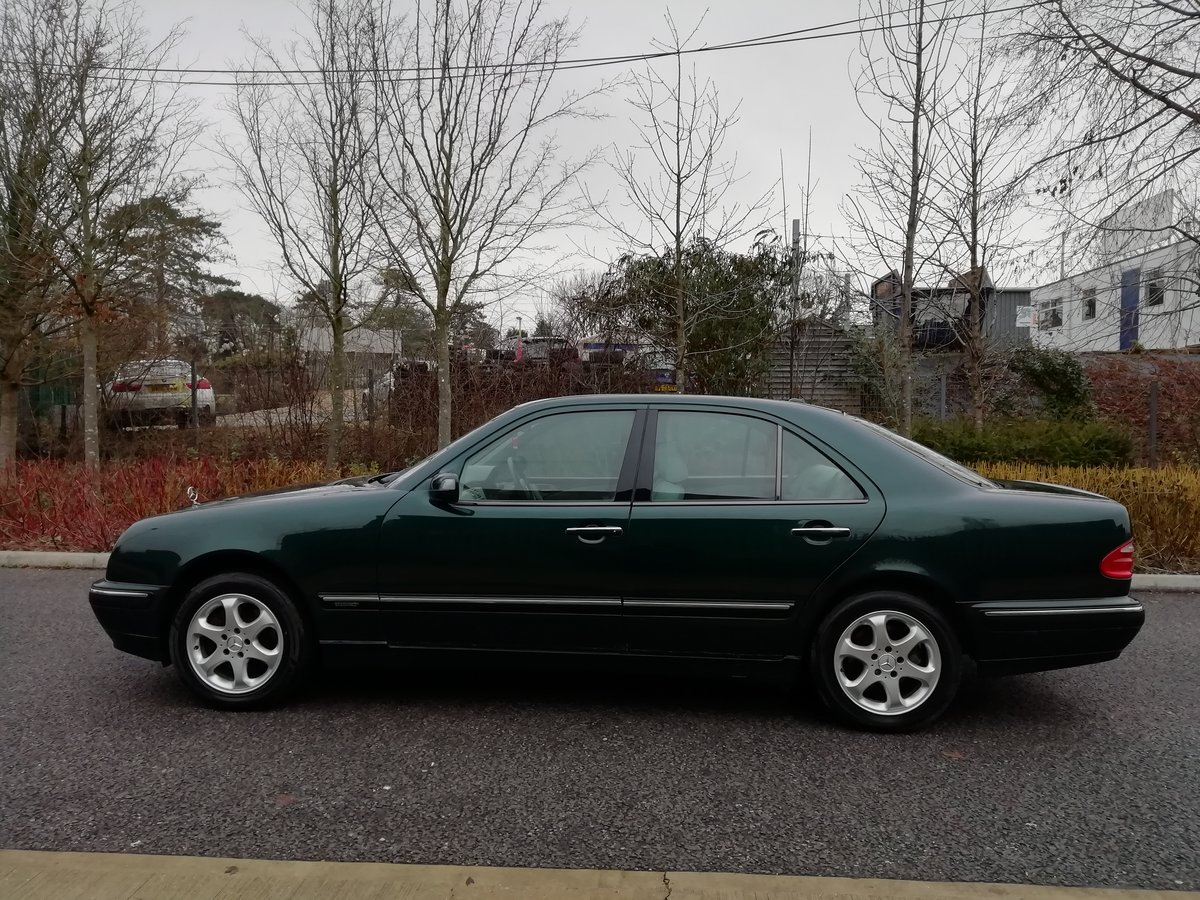 2002 Mercedes  E Class Beautiful. Low miles. Long mot For Sale (picture 2 of 6)