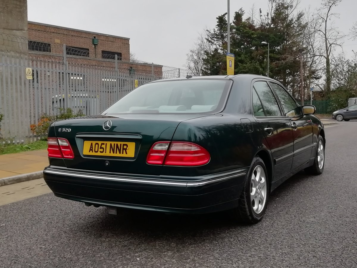 2002 Mercedes  E Class Beautiful. Low miles. Long mot For Sale (picture 6 of 6)