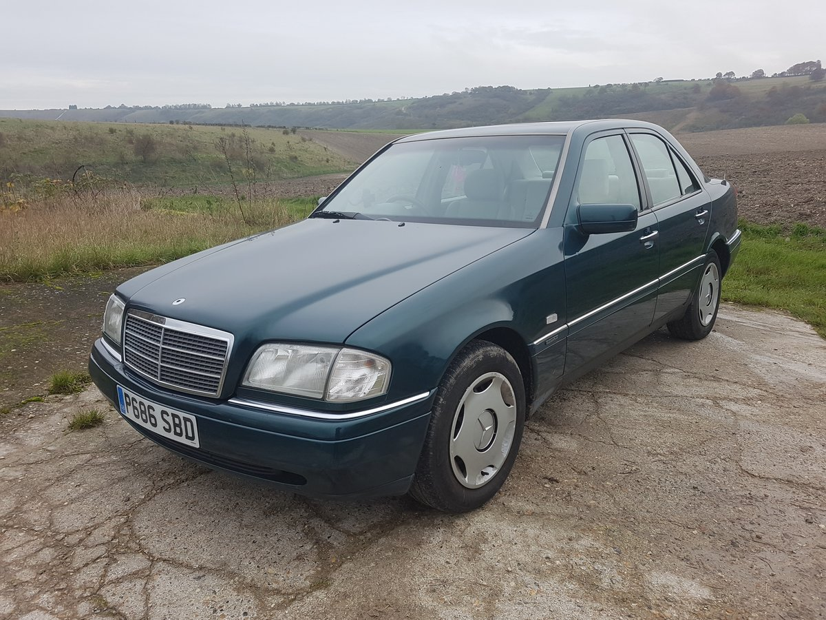 1997 Mercedes c180 elegance auto  For Sale (picture 1 of 6)