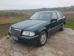 1997 Mercedes c180 elegance auto  For Sale