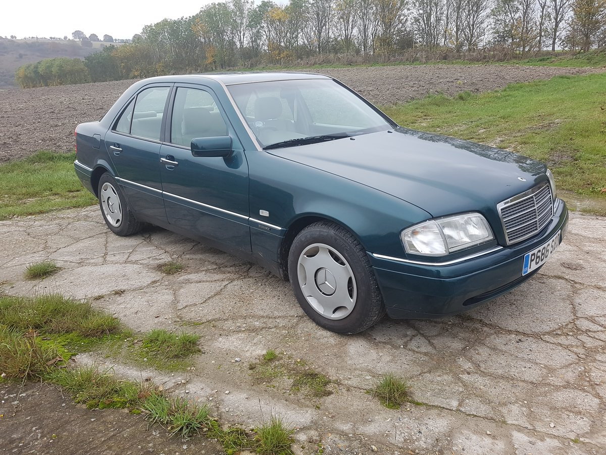 1997 Mercedes c180 elegance auto  For Sale (picture 2 of 6)
