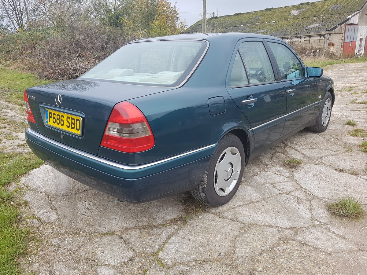 1997 Mercedes c180 elegance auto  For Sale (picture 3 of 6)