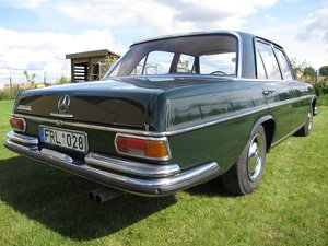1967 Mercedes Benz 250 SE For Sale
