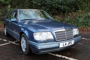1993 Mercedes 280E 1994 - To be auctioned 31-01-20 For Sale by Auction