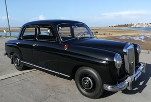 1954 Mercedes 180 Ponton MK1 W120 For Sale