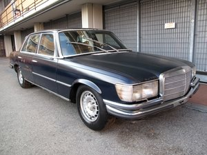 Mercedes 450 6.9 SEL Armored W116