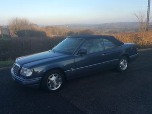 W124 e320 cabriolet sportline 1994  For Sale