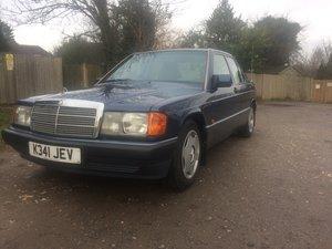 1993 190e 2.0L Automatic  For Sale