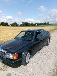 1990 Mercedes 190 2.3 16