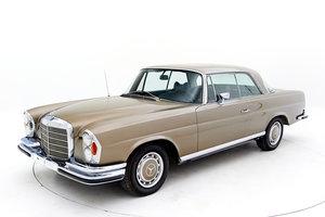 1970 Mercedes 280SE 3,5 V8