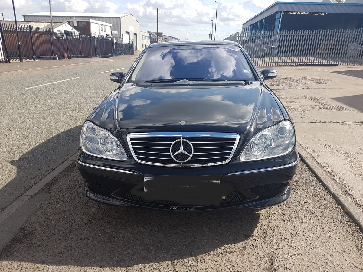 Picture of 2004 Mercedes special edition s55 kla amg For Sale