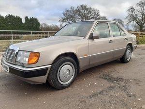 1990 Mercedes 260e