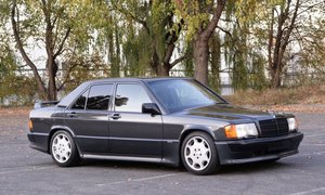 1987 Mercedes 190e 2.3-16 RoW Mercedes-Benz Cosworth 16 For Sale