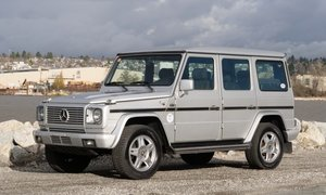 1997 Mercedes G320 Geländewagen 4WD SUV Auto  $21.5k For Sale