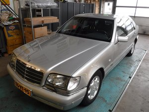 Mercedes 300 TD Sedan 1998 For Sale