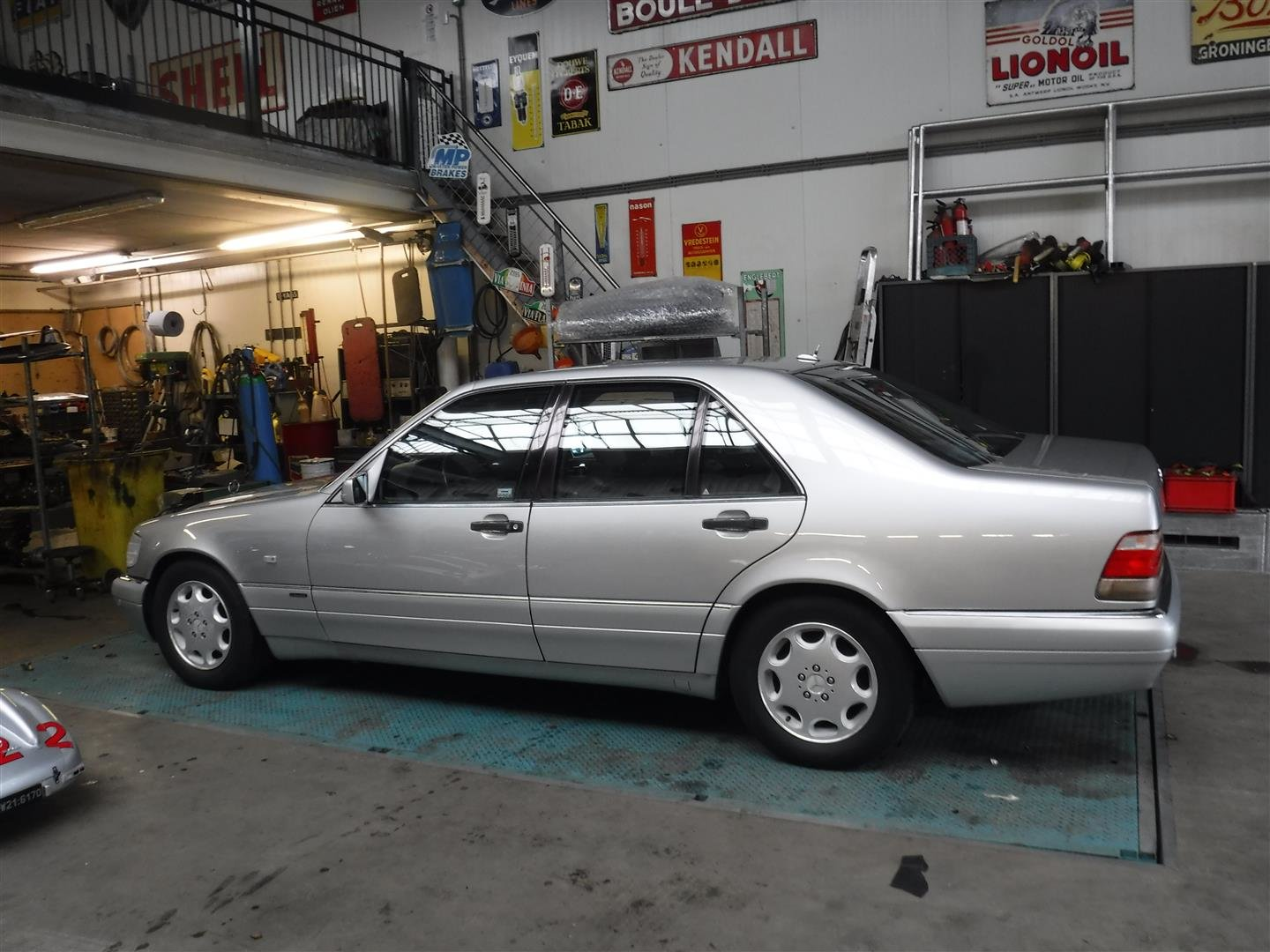 Mercedes 300 TD Sedan 1998 For Sale (picture 5 of 6)
