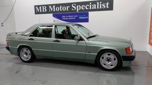 1990 Mercedes-Benz 190E -  Carat Duchatelet For Sale