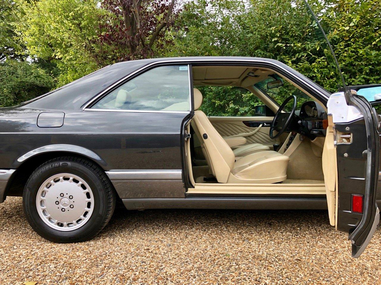 1989/F Mercedes 500SEC C126 *SOLD* 560SEC 420 SEC SEC For Sale (picture 3 of 6)