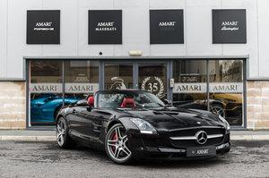 2011 61 Mercedes-Benz AMG SLS Roadster