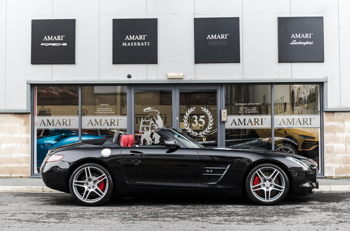 2011 61 Mercedes-Benz AMG SLS Roadster For Sale (picture 2 of 6)