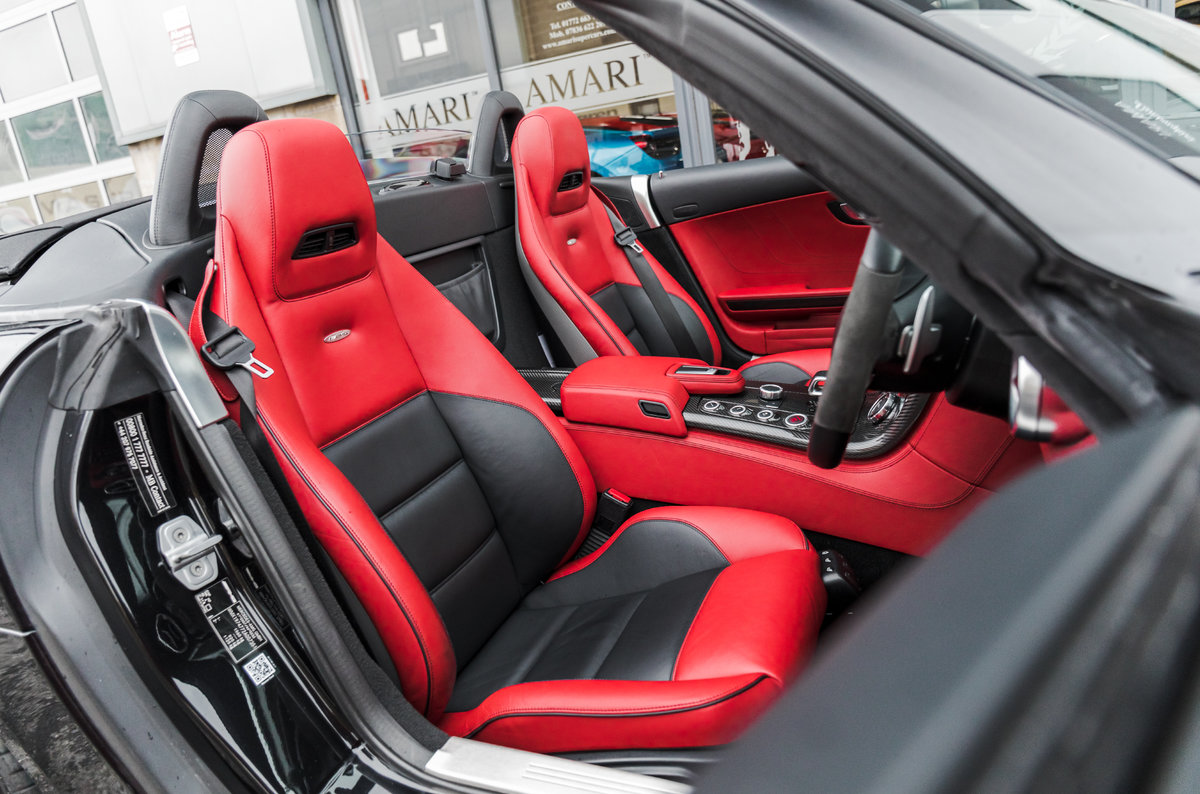 2011 61 Mercedes-Benz AMG SLS Roadster For Sale (picture 5 of 6)