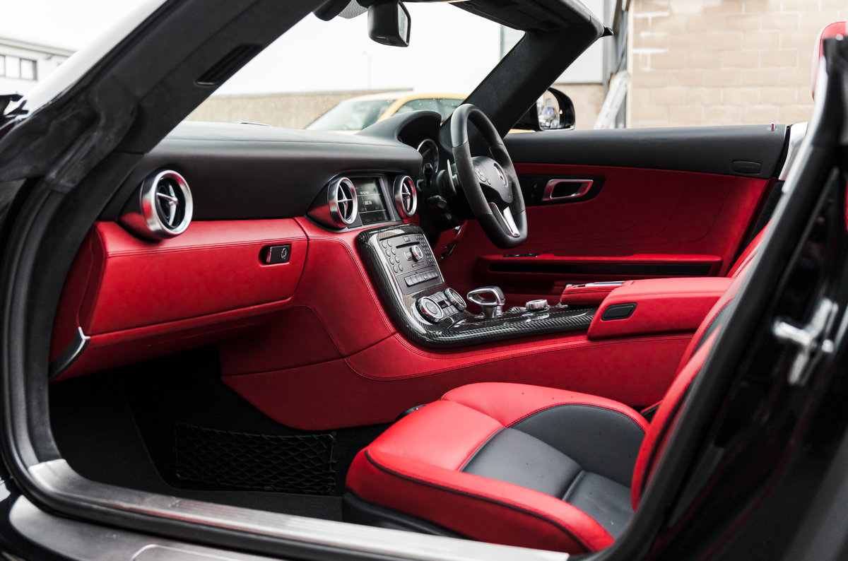 2011 61 Mercedes-Benz AMG SLS Roadster For Sale (picture 6 of 6)