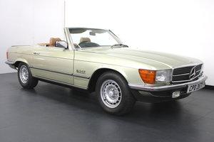 1982 MERCEDES BENZ 500SL 79,000MILES For Sale