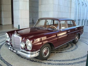 1967 Mercedes-Benz 230 S (W111) SOLD