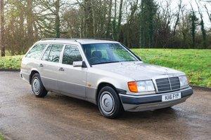 1993 Mercedes W124 200TE Estate - MoT Until August 2020 For Sale