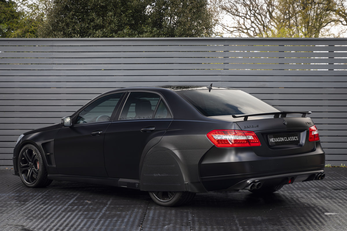 2009 V12 BRABUS LHD COST NEW 498K Euros  For Sale (picture 4 of 24)