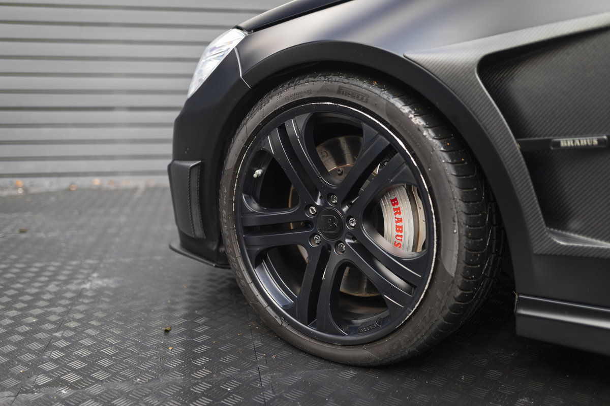 2009 V12 BRABUS LHD COST NEW 498K Euros  For Sale (picture 5 of 24)
