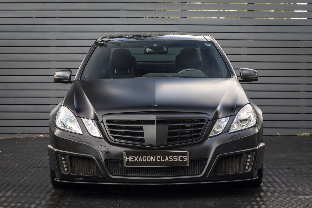 2009 V12 BRABUS LHD COST NEW 498K Euros  For Sale (picture 7 of 24)