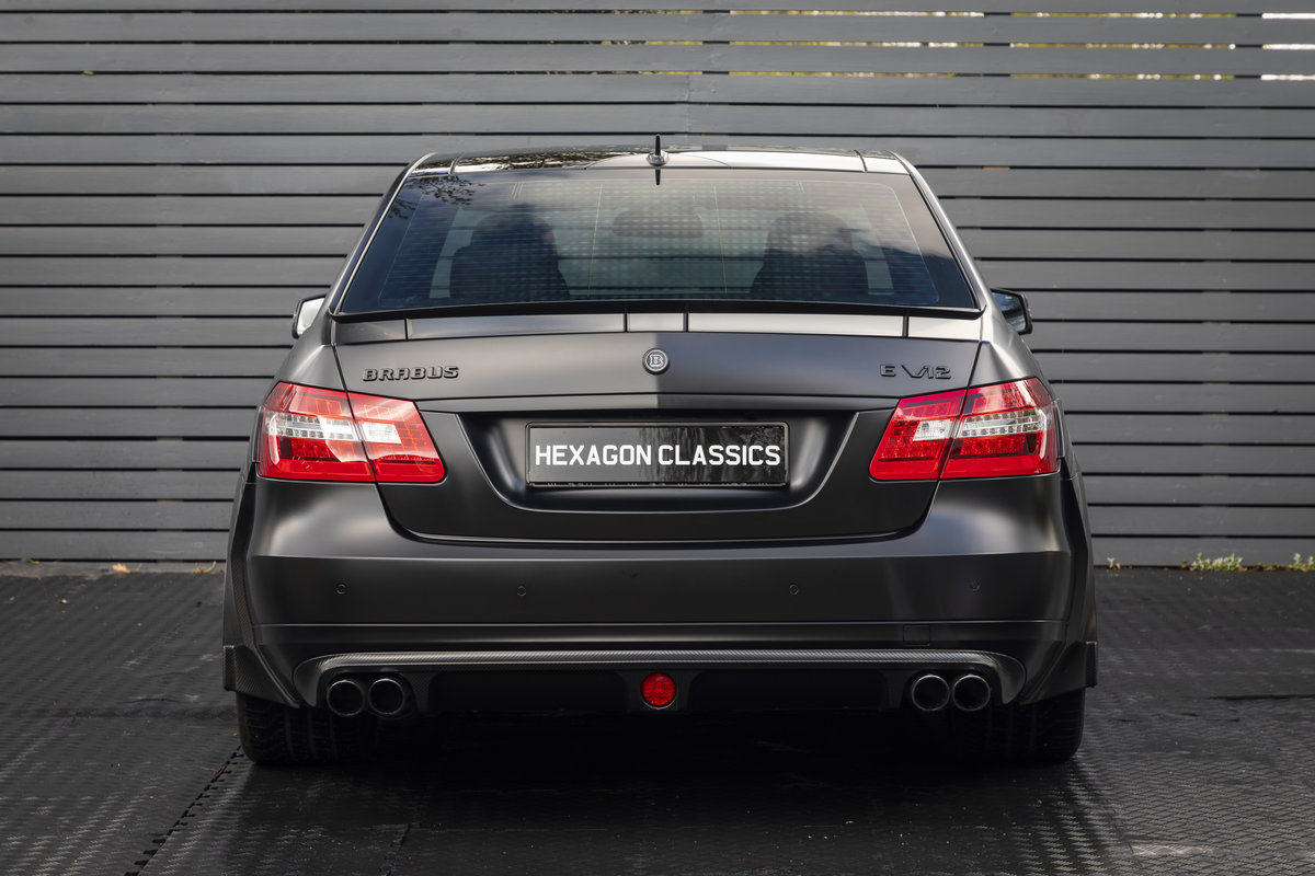 2009 V12 BRABUS LHD COST NEW 498K Euros  For Sale (picture 8 of 24)