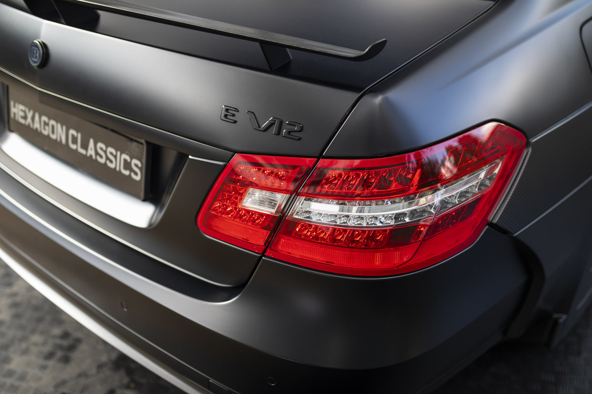 2009 V12 BRABUS LHD COST NEW 498K Euros  For Sale (picture 17 of 24)