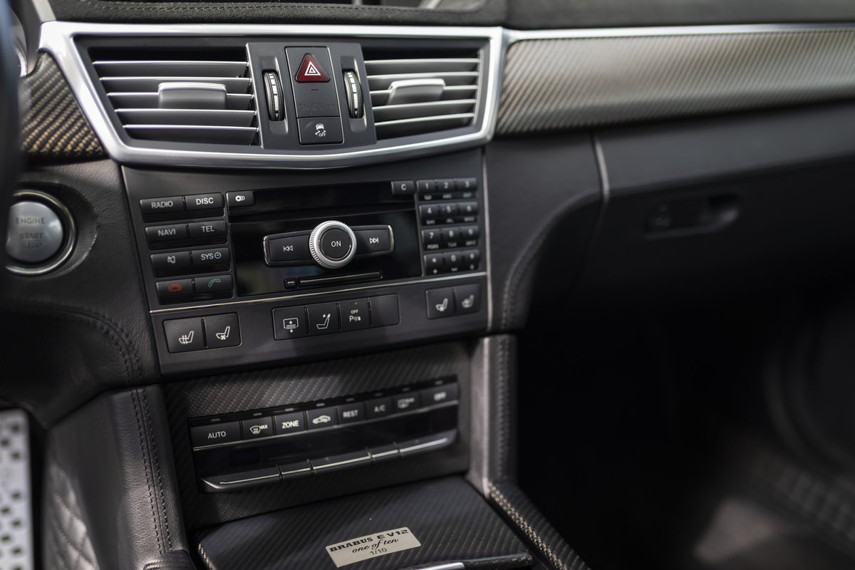 2009 V12 BRABUS LHD COST NEW 498K Euros  For Sale (picture 22 of 24)