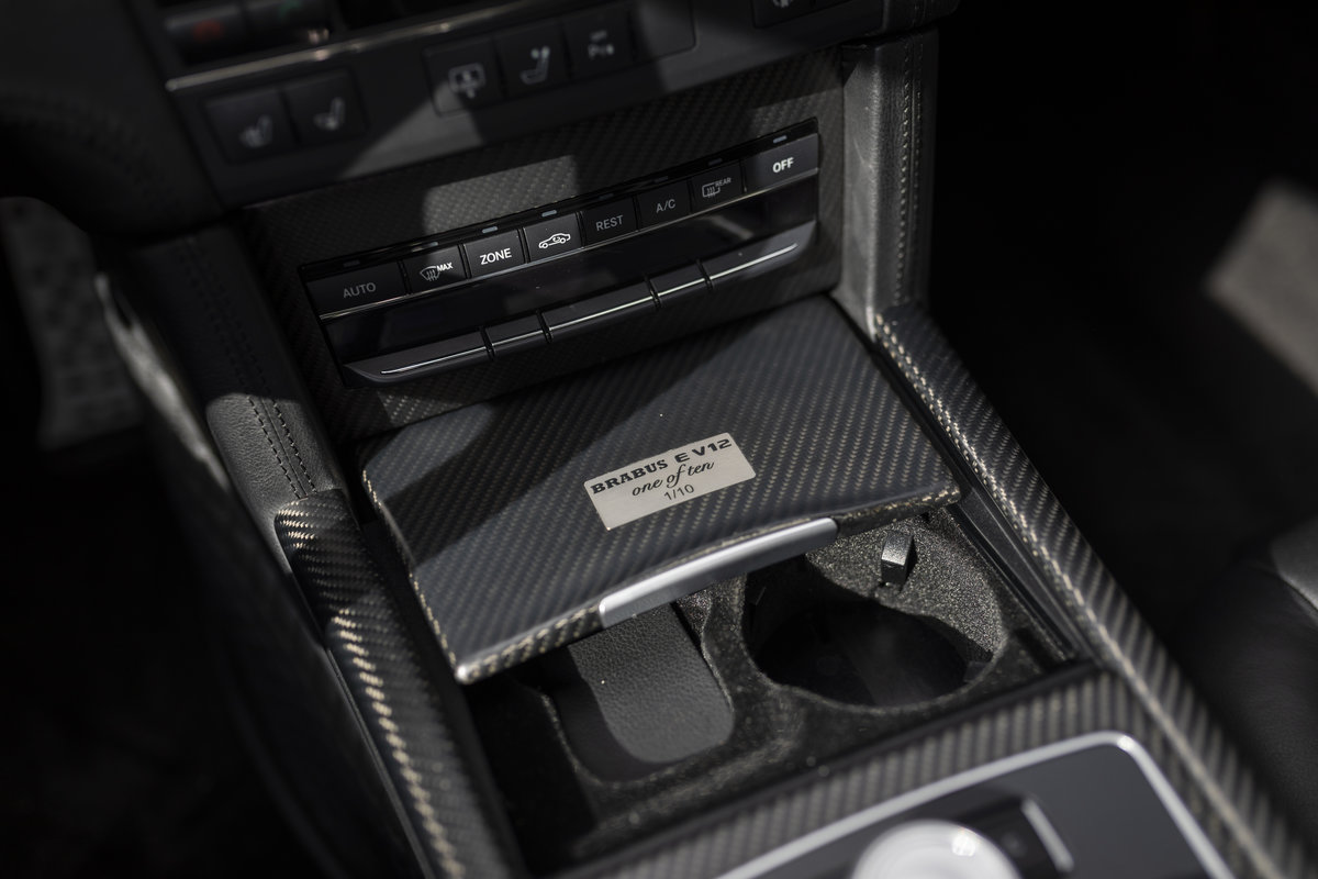 2009 V12 BRABUS LHD COST NEW 498K Euros  For Sale (picture 23 of 24)