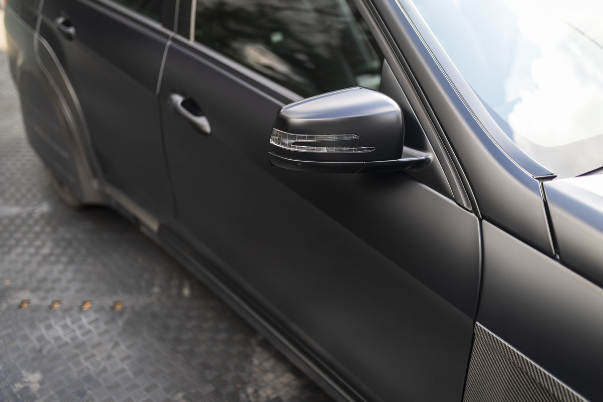 2009 V12 BRABUS LHD COST NEW 498K Euros  For Sale (picture 24 of 24)