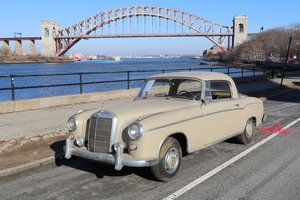 # 23184 Original Barn-Find 1959 Mercedes-Benz 220S Coupe For Sale