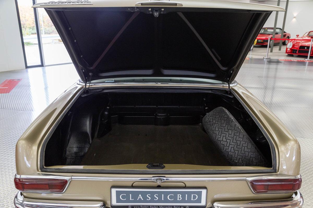 1969 Mercedes-Benz 280 SE Coupé For Sale (picture 5 of 6)