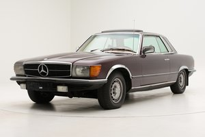 Mercedes 350SLC 1976 For Sale by Auction