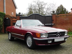 1989 Mercedes-Benz 300SL Convertible Automatic
