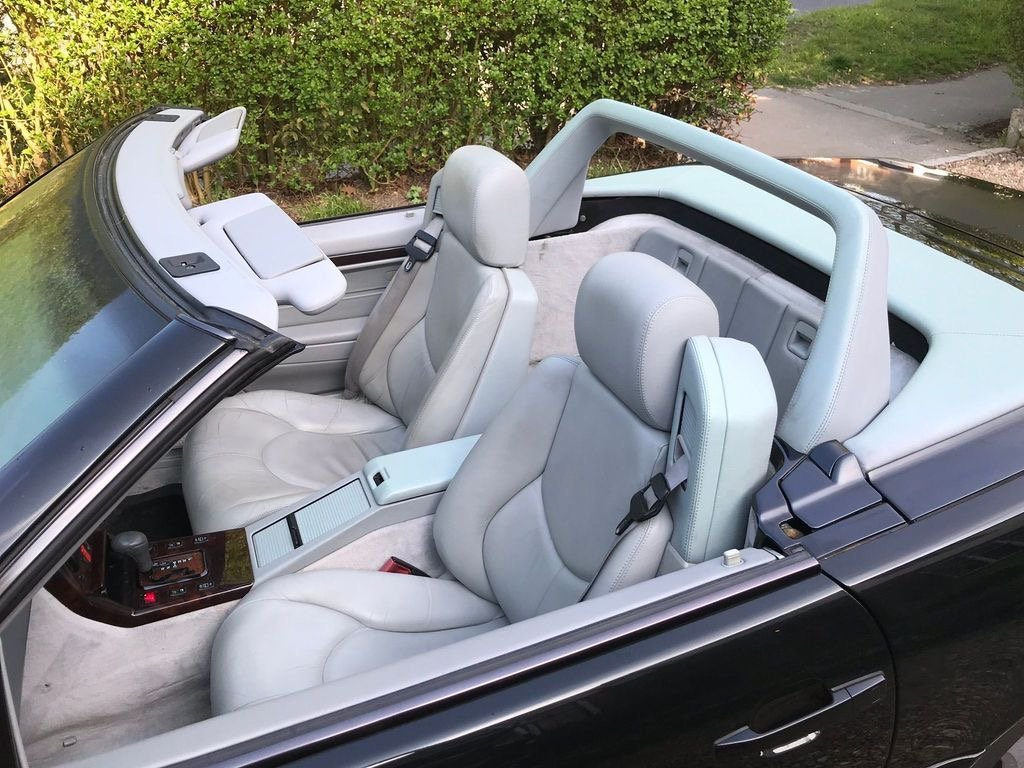 Mercedes SL280 V6 Auto 2000/W amazing value car. SOLD (picture 4 of 6)