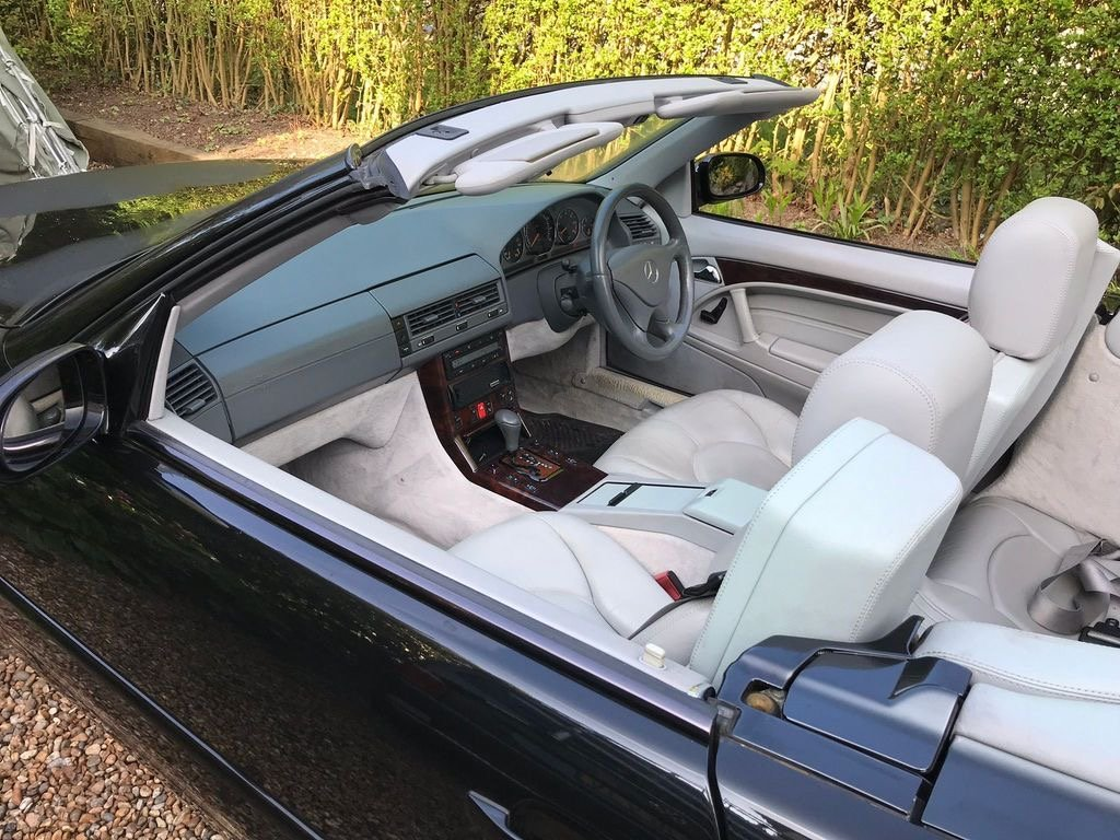 Mercedes SL280 V6 Auto 2000/W amazing value car. SOLD (picture 5 of 6)