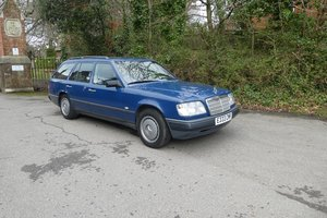 1987 Mercedes 230TE Manual 1988 - To be auctioned 31-01-2020 For Sale by Auction