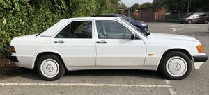 1990 Mercedes 190E 2 Litre Automatic For Sale