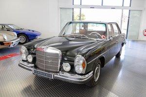 1969 Mercedes-Benz 300 SEL Automatik (W 109) For Sale by Auction