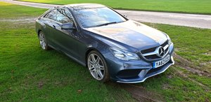 2014 Mercedes E CLASS COUPE (207/212) E350 BLUETEC AMG SPORT For Sale