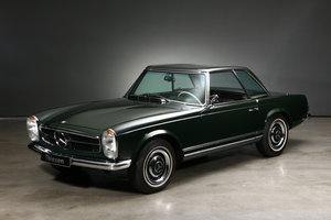 1966 Mercedes-Benz 230 SL Roadster For Sale