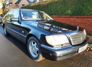 1998 Mercedes benz s500 w140 s-class